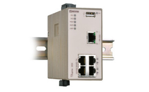 managed industrial ethernet switch L105-S1