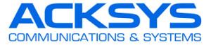 Logo ACKSYS