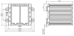 Managed Industrial Ethernet Switch RFI-18-F16