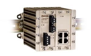 Industrial Ethernet Extender Wolverine DDW-220