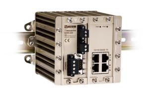Industrial Ethernet Extender Wolverine DDW-222