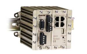 Industrial Ethernet Extender Wolverine DDW-225