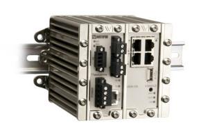 Industrial Ethernet Extender Wolverine DDW-226