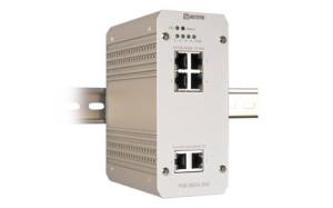 Industrial POE Switch PSI-660G-24V