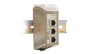 Industrial Unmanaged Switch Extender 532