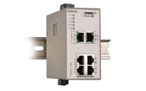 managed industrial ethernet switch lx06-s2
