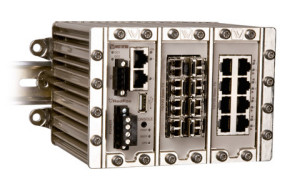 Managed Industrial Ethernet Switch rfi-18-f8