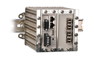 managed industrial ethernet switch rfi-6-f4g