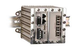 managed industrial ethernet switch rfi-6-f4g
