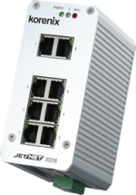 ethernet switch jetnet3008